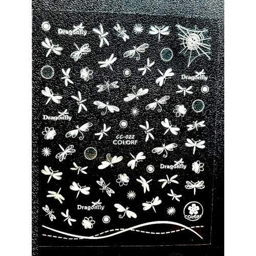 Pensula Gel Limba de Pisica Gold Hollywood sku000472-4 HOLLYWOOD PERFECT NAILS