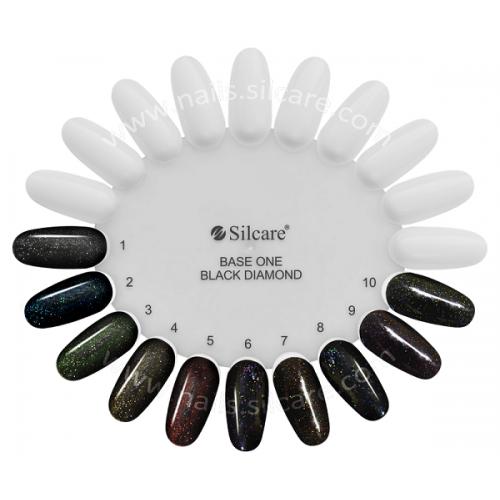 Gel Neon 25 Orange Juice Base One Silcare  SILCARE