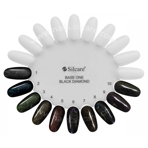 GEL NEON 14 - MEDIUM PINK SILCARE BASE ONE SILCARE