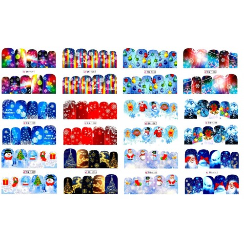 Foita Unghii Staniol Gold  HOLLYWOOD PERFECT NAILS