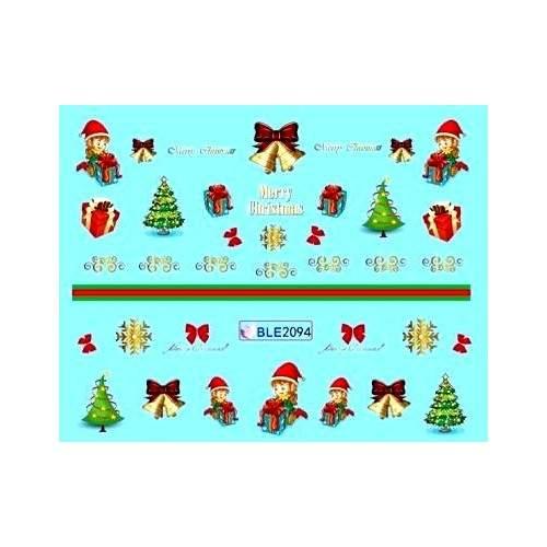 Sclipici Alb Shiny Set 6  HOLLYWOOD PERFECT NAILS