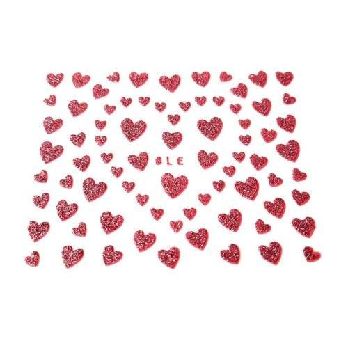 Pensula Gel Nr 4 Par Natural Dreapta Metalica Strasuri de Argint 5906528756304 HOLLYWOOD PERFECT NAILS