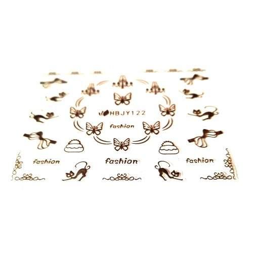 Sticla Pulverizator cu Click  HOLLYWOOD PERFECT NAILS