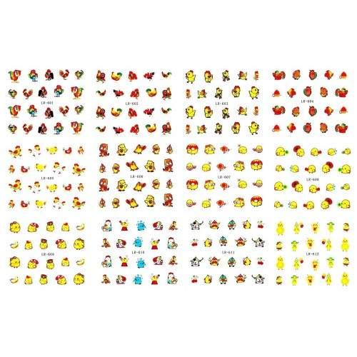 Cristale CRYSTAL Aqua Ink  HOLLYWOOD PERFECT NAILS