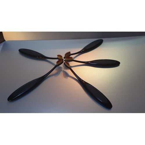 Oja Neon 06 Blue Semipermanenta Gel Polish Profesional HPN  HOLLYWOOD PERFECT NAILS