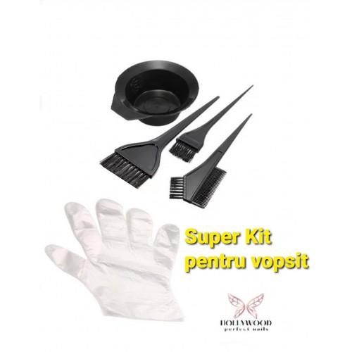 Oja Stampila Matrita Hollywood Perfect Nails OSK01-RD HOLLYWOOD PERFECT NAILS