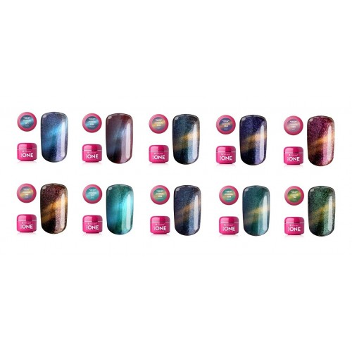 Gel Chameleon 05 Star Dusty Silcare Base One  SILCARE