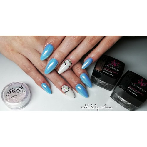 3IN1 LUX VIOLET GEL UNGHII HOLLYWOOD PERFECT NAILS HOLLYWOOD PERFECT NAILS