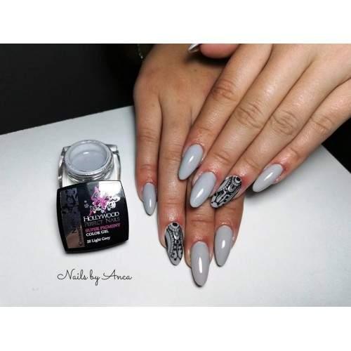 Super Color 17 Sangria Gel Unghii HPN  HOLLYWOOD PERFECT NAILS