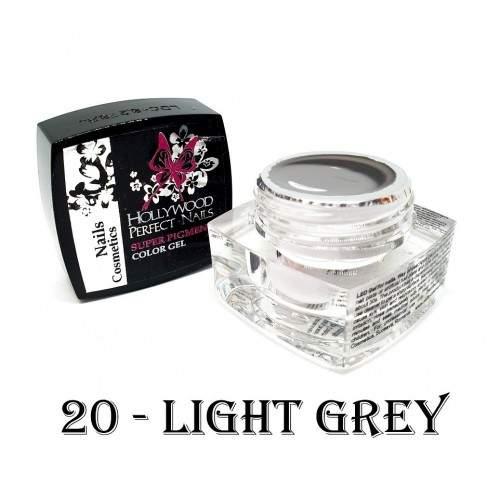 Super Color 18 Violet Gel Unghii HPN  HOLLYWOOD PERFECT NAILS