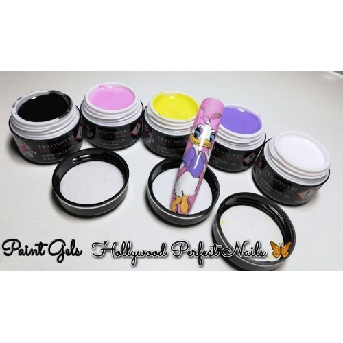 SUPER COLOR 13 RED CODE GEL UNGHII HOLLYWOOD HOLLYWOOD PERFECT NAILS