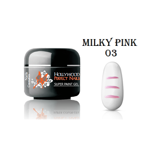 Super Color 23 Retro Gold Gel Unghii HPN  HOLLYWOOD PERFECT NAILS