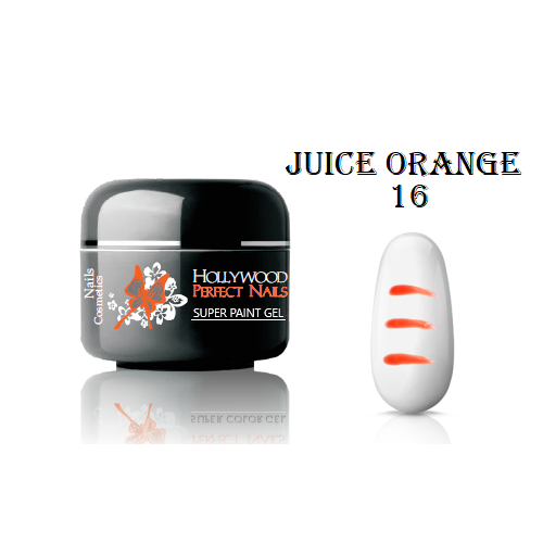 Super Pigment 10 Sweet Cobalt Gel Unghii HPN  HOLLYWOOD PERFECT NAILS