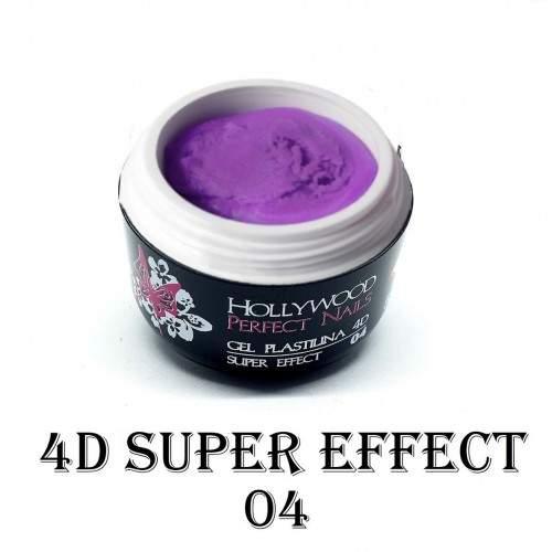 Super Paint 16 Orange Juice Gel Unghii HPN  HOLLYWOOD PERFECT NAILS