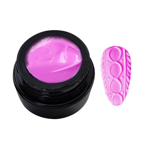 Magic Glitter 02 Rainbow Silver Gel Unghii HPN  HOLLYWOOD PERFECT NAILS