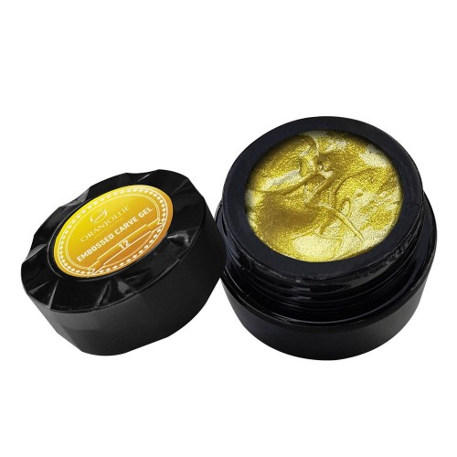 Magic Glitter 12 Blue Jeans Gel Unghii HPN  HOLLYWOOD PERFECT NAILS