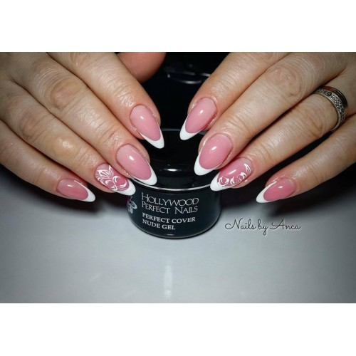 SUPER EFFECT 01 4D PLASTILINA GEL UNGHII HOLLYWOOD HOLLYWOOD PERFECT NAILS
