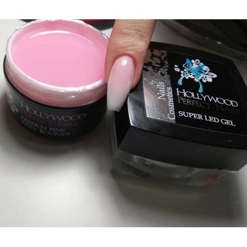 SUPER EFFECT 4D 02 PLASTILINA GEL UNGHII HOLLYWOOD HOLLYWOOD PERFECT NAILS