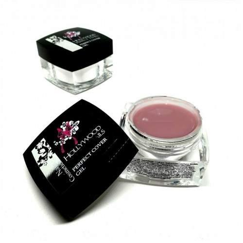 Gel 4D Plastilina Super Efect 07 Hollywood Perfect Nails  HOLLYWOOD PERFECT NAILS