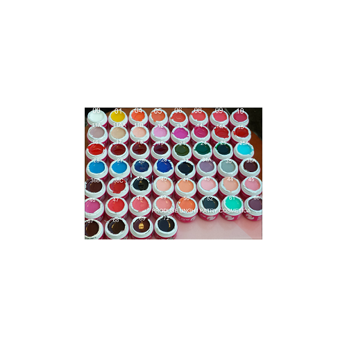 Paleta mica pentru culori acrilice USTENSILE
