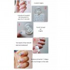 Super Sclipici Neon Hollywood Perfect Nails Hollywood Perfect Nails PRODUSE *HOLLYWOOD* PROFESIONALE