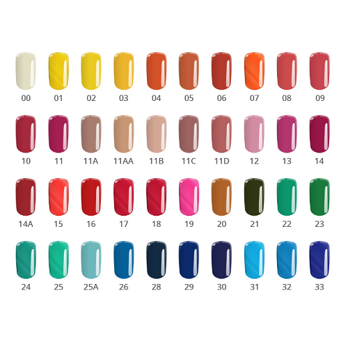 Set Strasuri mici color Ivette NAIL ART