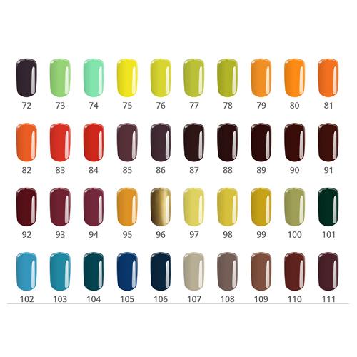 Cutiuta mica pentru decoratiuni nail art NAIL ART