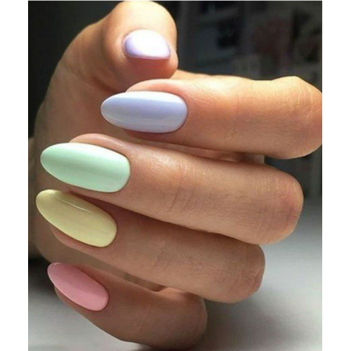 Super Set 3 Pensule Pictura foarte fine HOLLYWOOD PERFECT NAILS