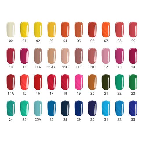 Punctatoare Profesionale Nail Art metalice pentru modele fine NAIL ART