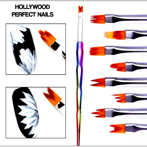 Capat Freza Carbid Auriu Conic CF01 HOLLYWOOD PERFECT NAILS