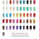 Geluri Color Profesionale Silcare Base One - Super Pigmentate Silcare PRODUSE BASE ONE SILCARE