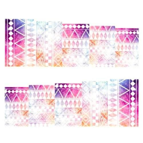 Caviar Unghii GALBEN GRI Micro Decoratiuni 1440 piese  ORANJOLIE