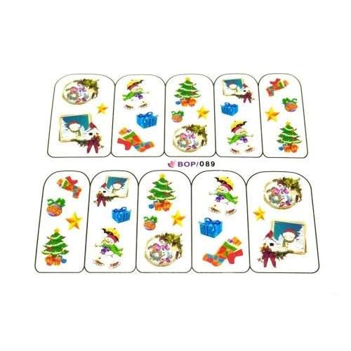 Caviar Unghii Albe Micro Decoratiuni 1440 piese ORANJOLIE