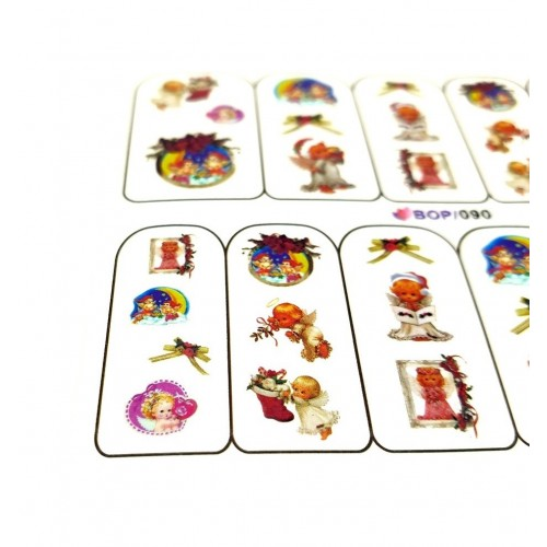 Caviar Unghii GRI Micro Decoratiuni 1440 piese ORANJOLIE