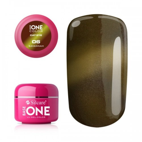 Base One Glass Silcare PRODUSE BASE ONE SILCARE