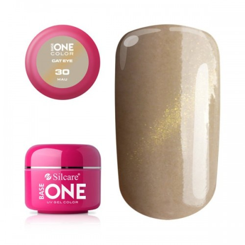GEL CAT EYE 03 LAMPART SILCARE BASE ONE SILCARE